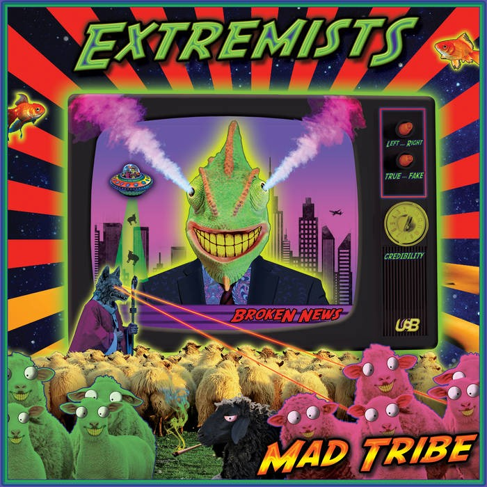 United Beats Records - MAD TRIBE - Extremists