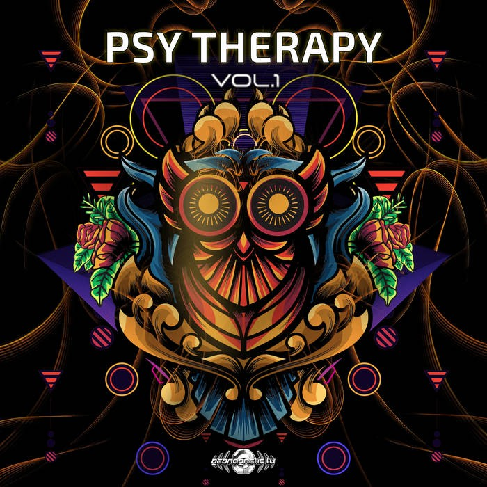 Geomagnetic.tv - DOCTORSPOOK - Psy Therapy, Vol. 1