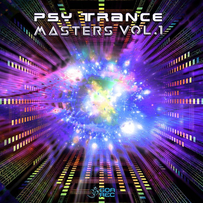 Goa Records - GOA DOC - Psytrance Masters, Vol. 1