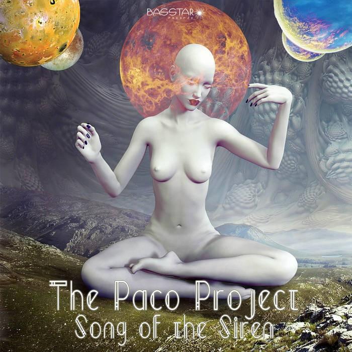 Bass-Star Records - THE PACO PROJECT - Song Of The Siren
