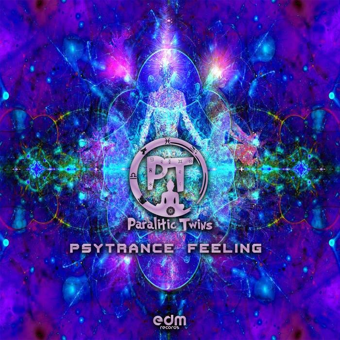 Edm Records - PARALITIC TWINS - Psytrance Feeling