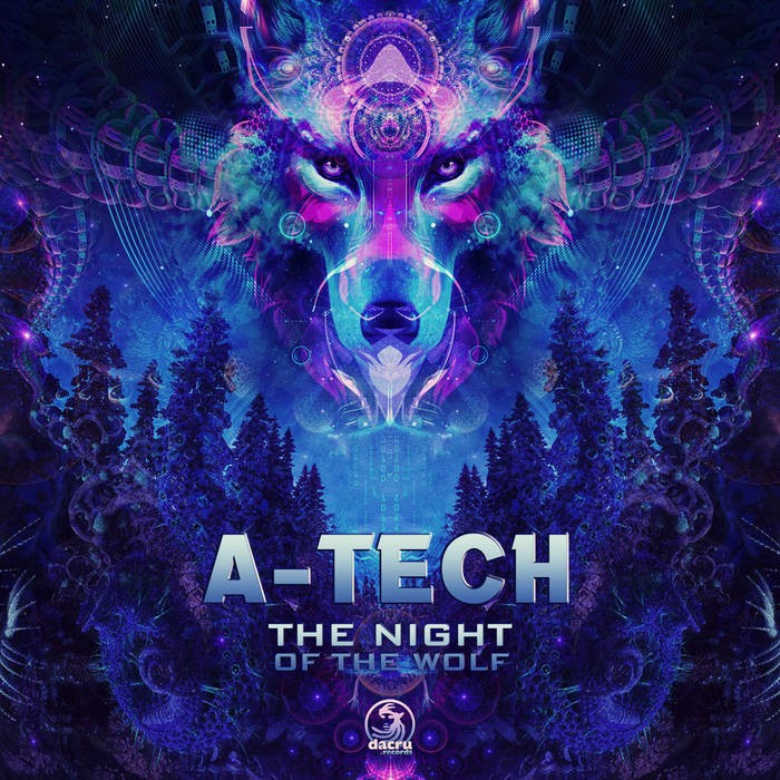 Dacru Records - A-TECH - The Night Of The Wolf