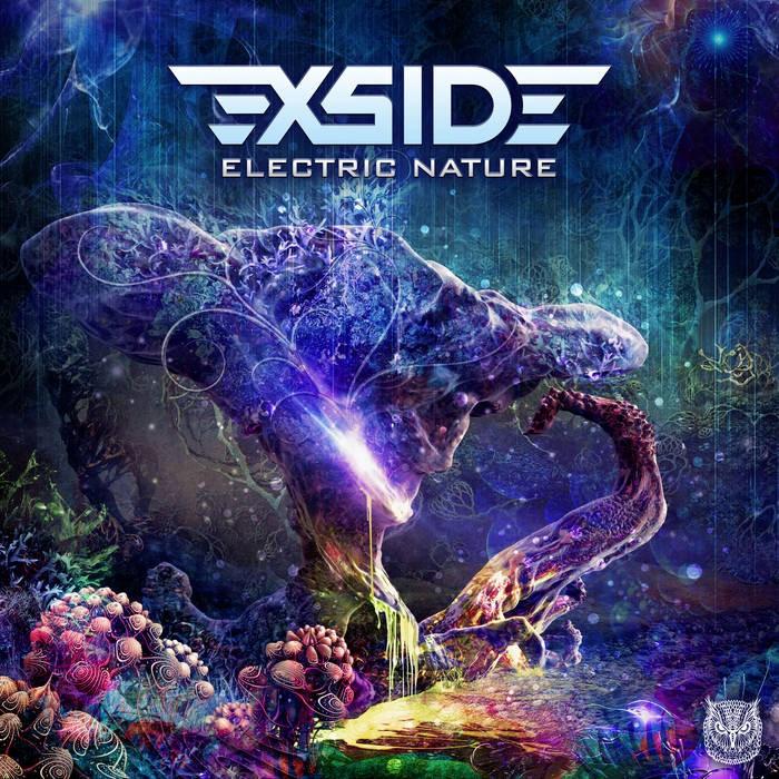Sahman Records - X-SIDE - Electric Nature