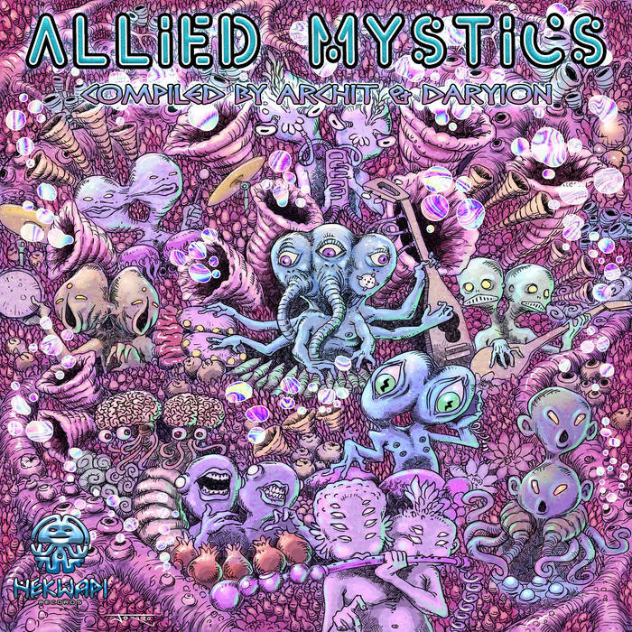 hekwapi records - .Various - Allied Mystics