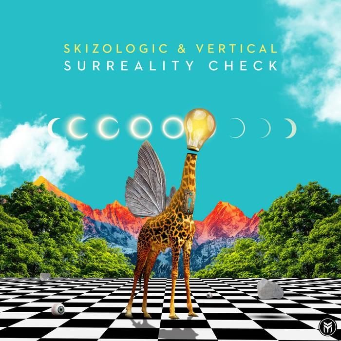 Future Music - SKIZOLOGIC, VERTICAL - Surreality Check