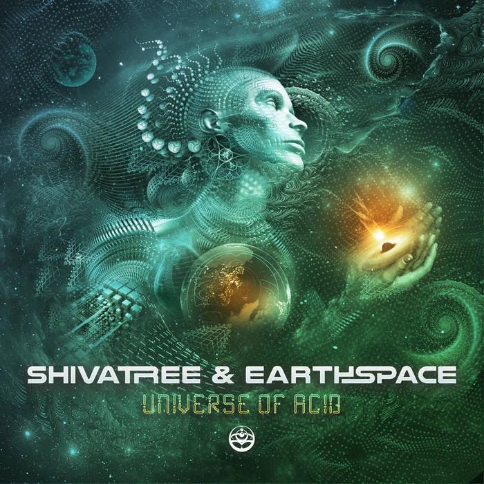 HOMmega Productions - SHIVATREE, EARTHSPACE - Universe of Acid