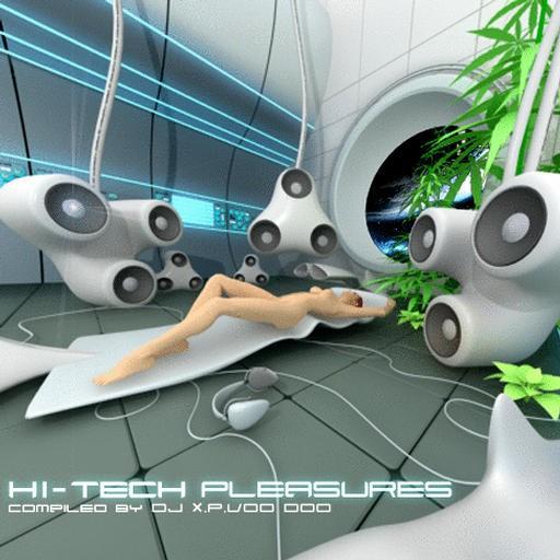 Crystal Matrix Records - .Various - High -Tech Pleasures