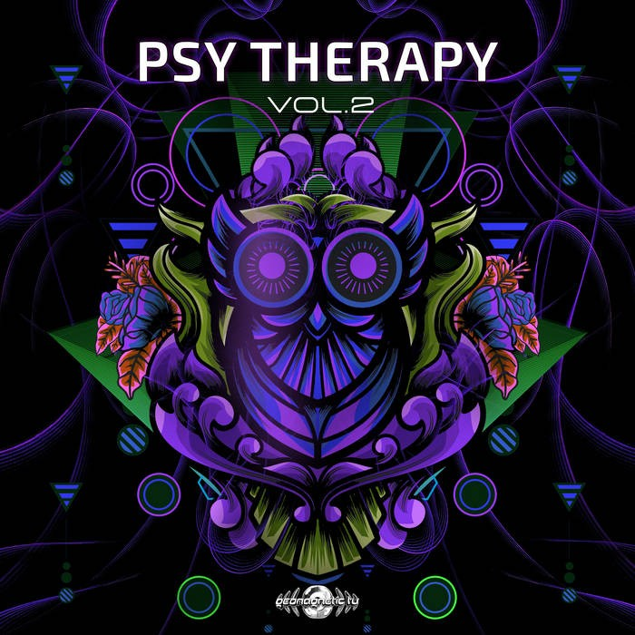 Geomagnetic.tv - DOCTORSPOOK - Psy Therapy, Vol. 2