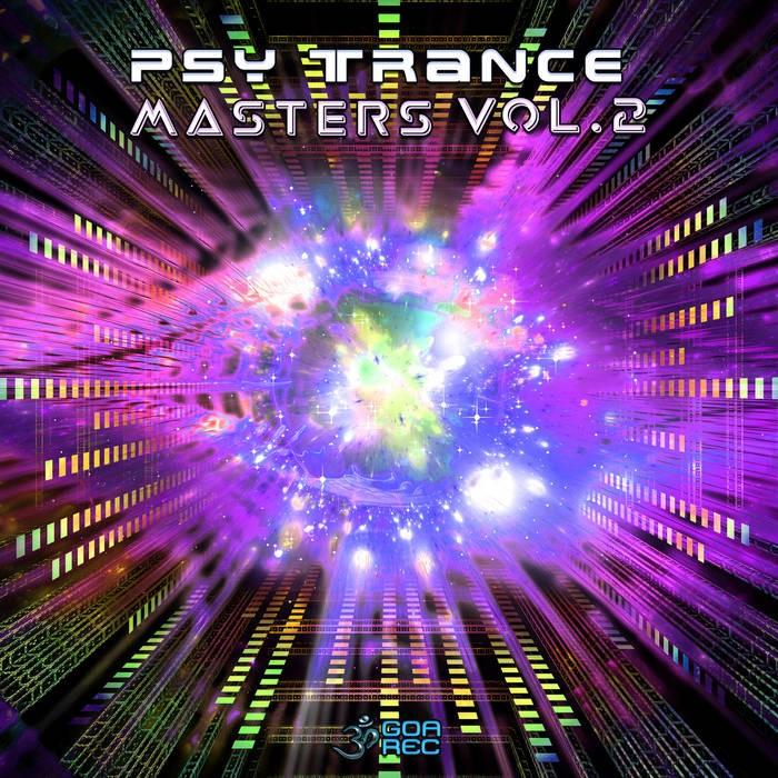 Goa Records - GOA DOC - Psytrance Masters, Vol. 2