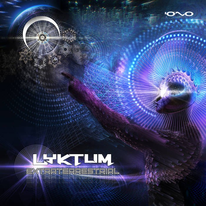Iono Music - LYKTUM - Extraterrestrial