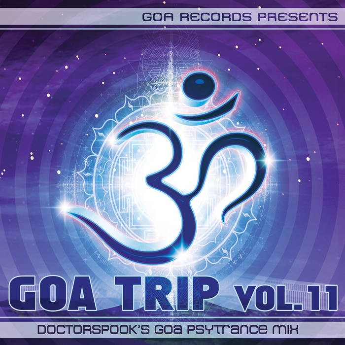 Goa Records - DOCTORSPOOK - Goa Trip V11