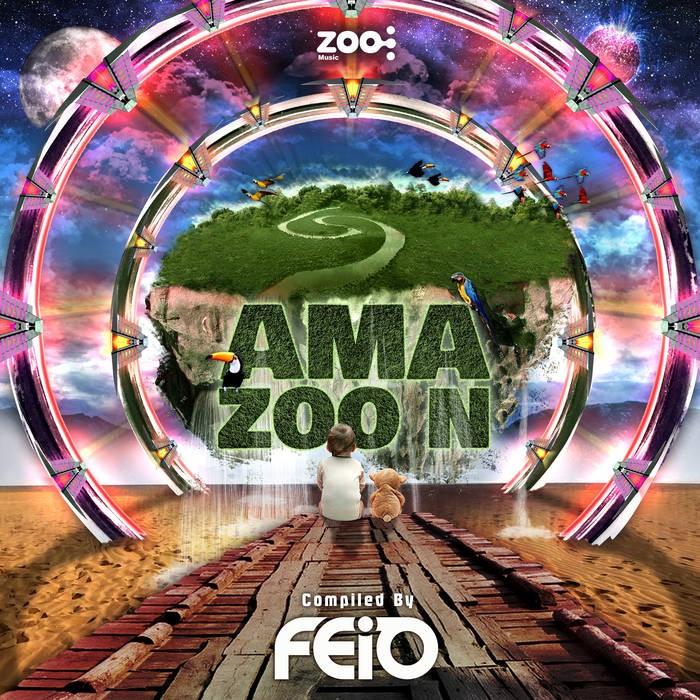 Zoo Music - .Various - Amazoon by Feio