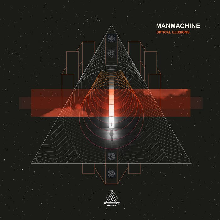 Art-X Recordings - MANMACHINE - Optical Illusions