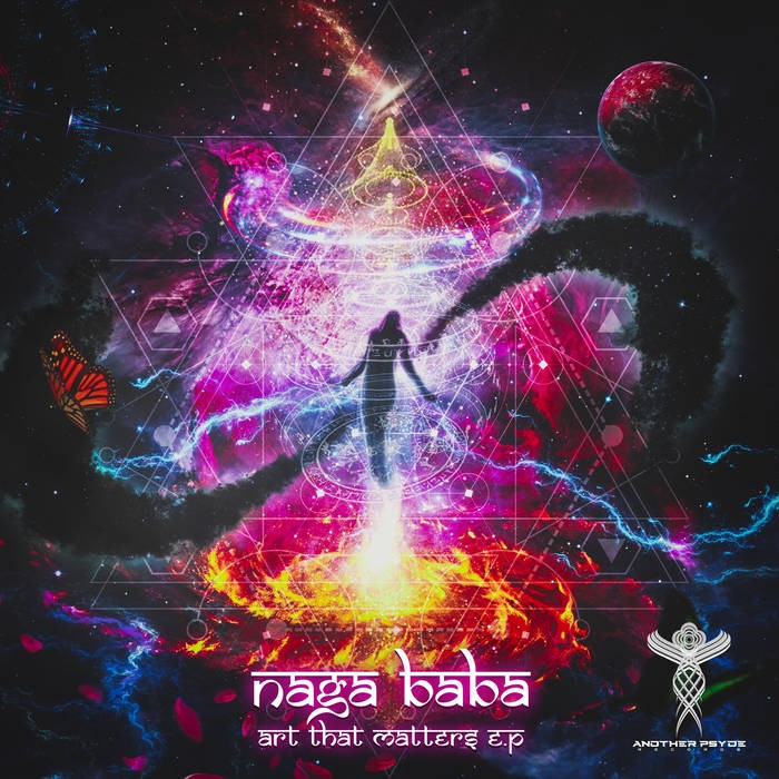Another Psyde Records - NAGA BABA - Art That Matters