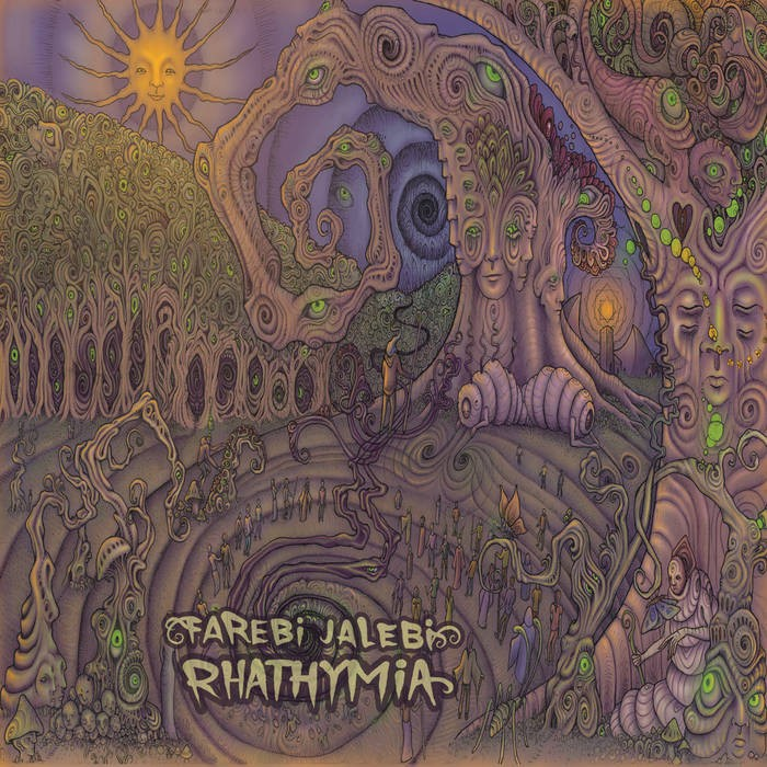 Parvati Records - FAREBI JALEBI - Rhathymia