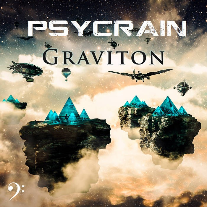 bassclef records - PSYCRAIN - Graviton