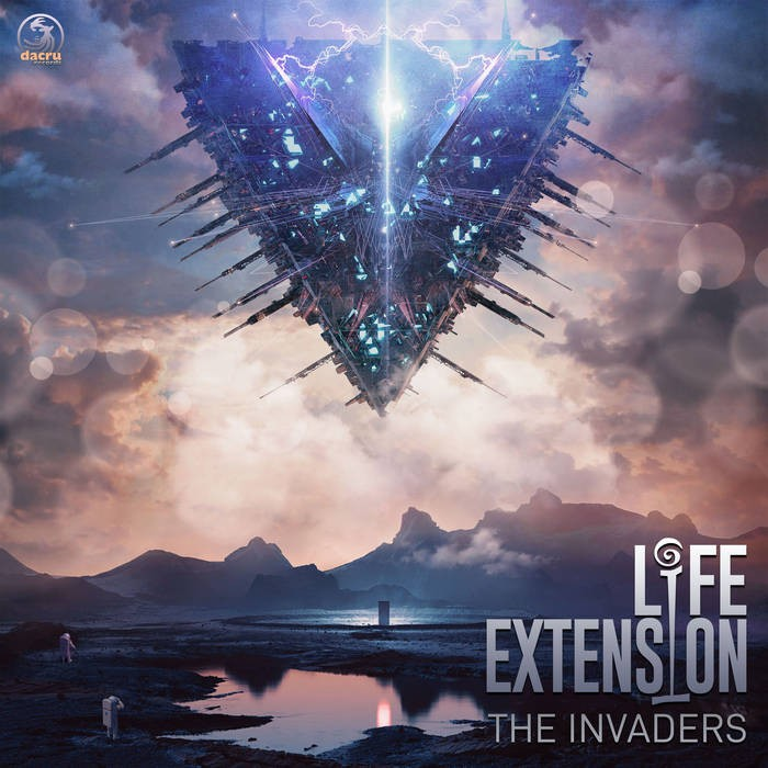 Dacru Records - LIFE EXTENSION - The Invaders