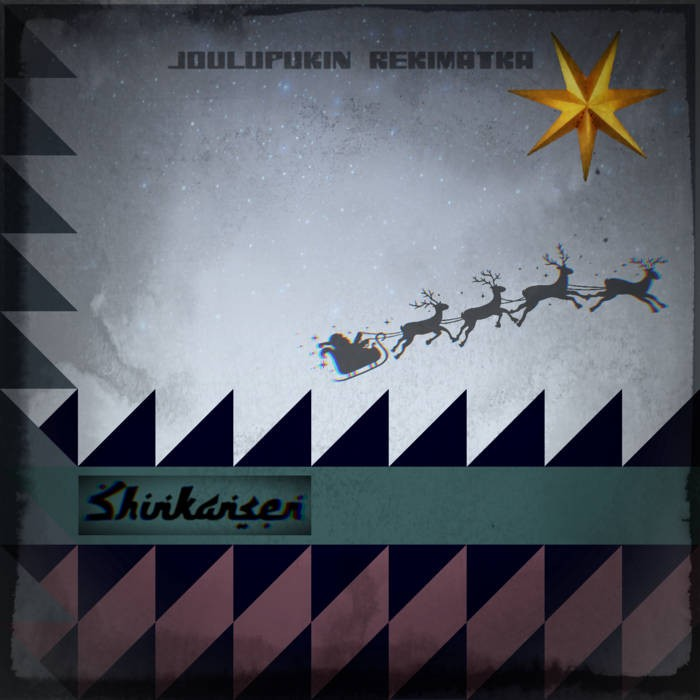 Random Records - SHINKANSEN - Joulupukin Rekimatka