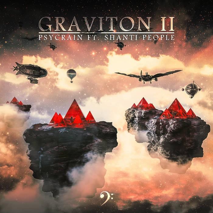 bassclef records - PSYCRAIN - Graviton II