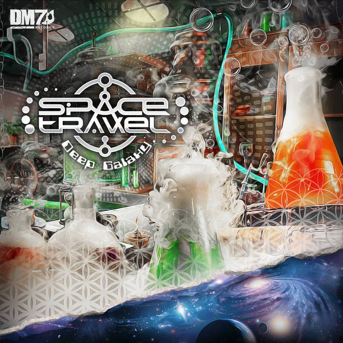 DM7 Records - SPACE TRAVEL - Deep Galaxy
