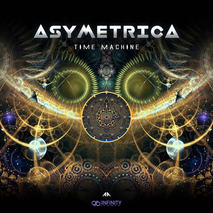 Infinity Tunes Records - ASYMETRICA - Time Machine