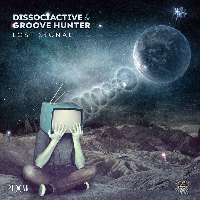 World People - DISSOCIACTIVE, GROOVE HUNTER - Lost Signal