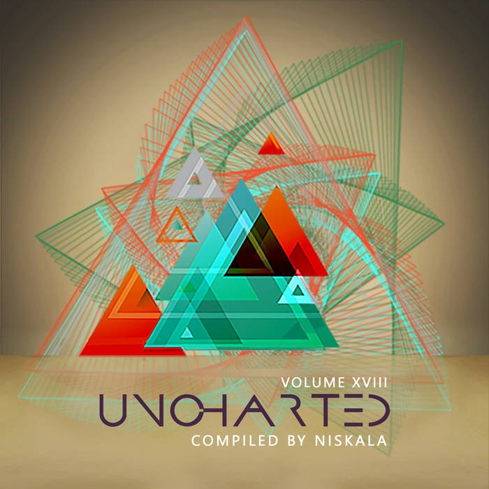Dacru Records - .Various - Uncharted Vol.18 compiled by Niskala