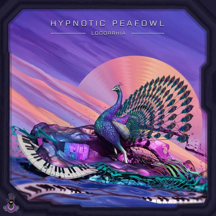 Hadra Records - HYPNOTIC PEAFOWL - Logorrhia
