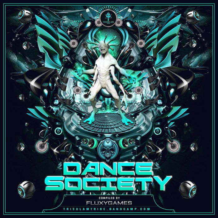 Trisulam Tribe Records - .Various - Dance Society