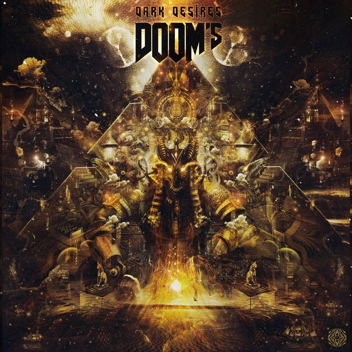Sangoma Records - DOOM S - Dark Desires
