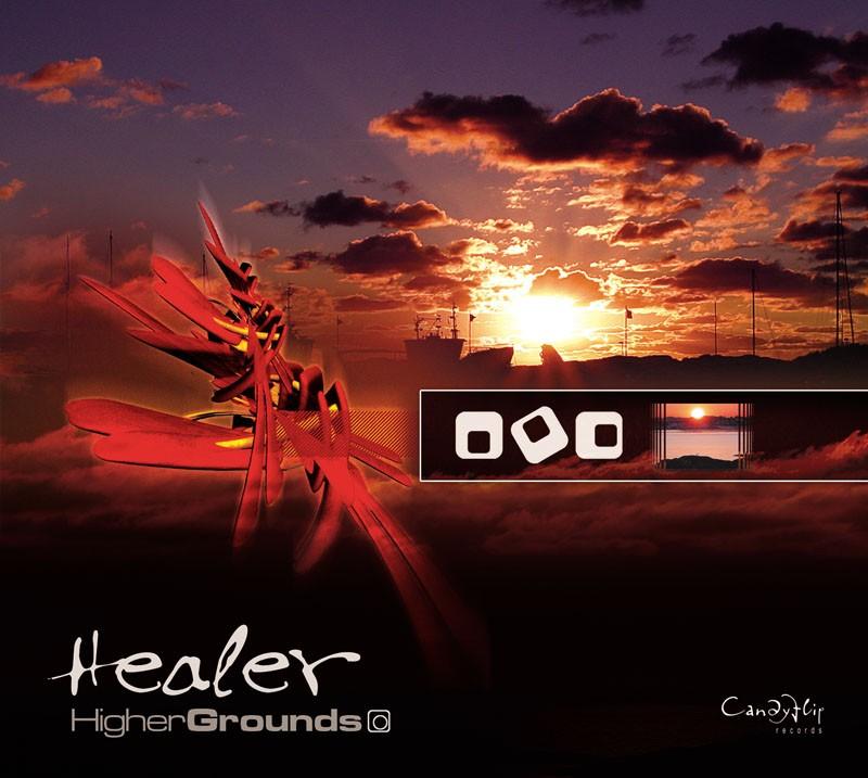 Candyflip Records - HEALER - Higher grounds