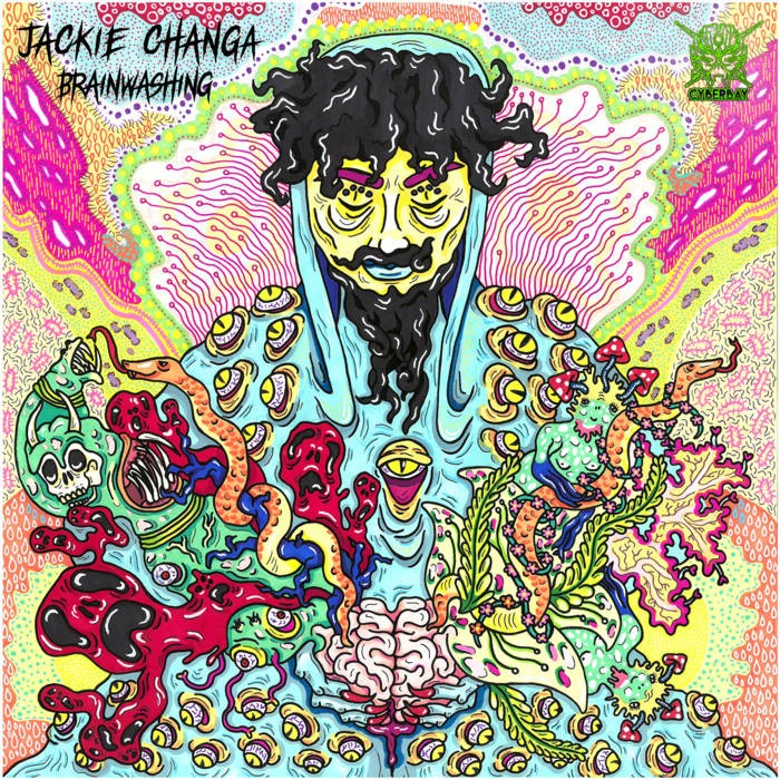 Cyberbay Records - JACKIE CHANGA - Brainwashing