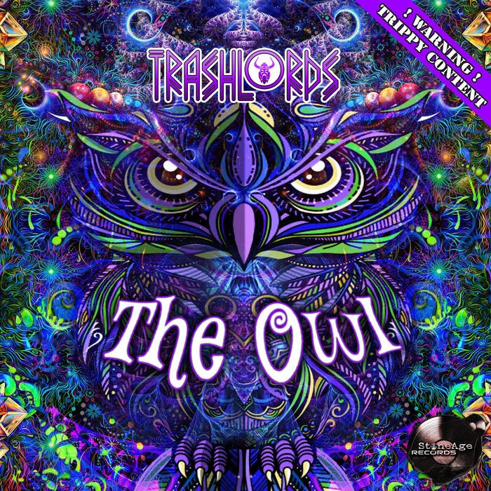 Stone Age Records - TRASHLORDS - The Owl