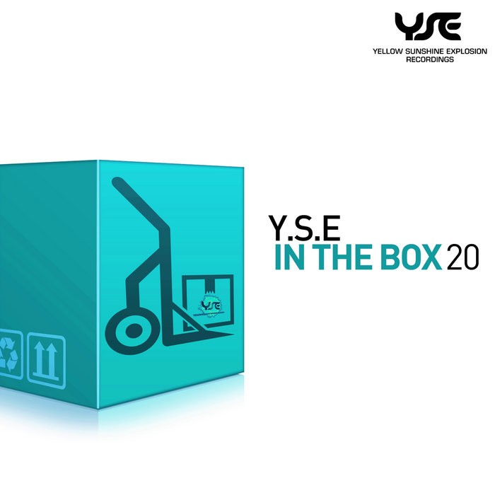 Yellow Sunshine Explosion - .Various - Y.s.e. in the Box, Vol. 20