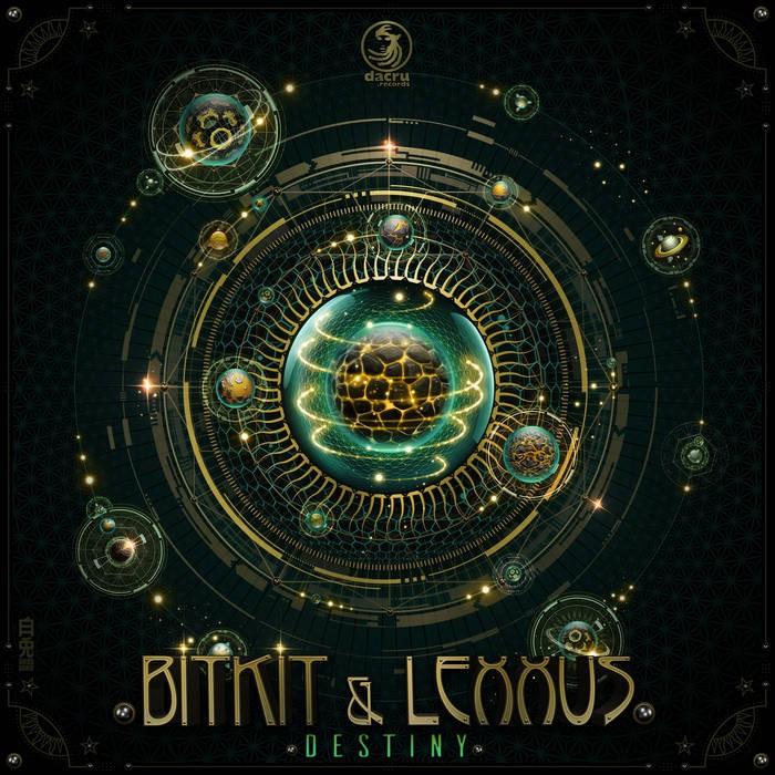 Dacru Records - BITKIT, LEXXUS - Destiny