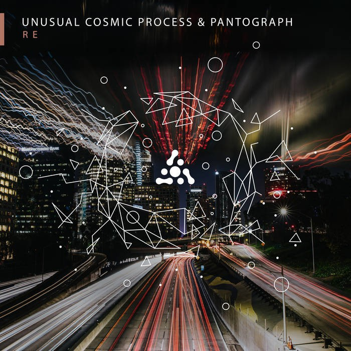 Astropilot Music - UNUSUAL COSMIC PROCESS, PANTOGRAPH - RE