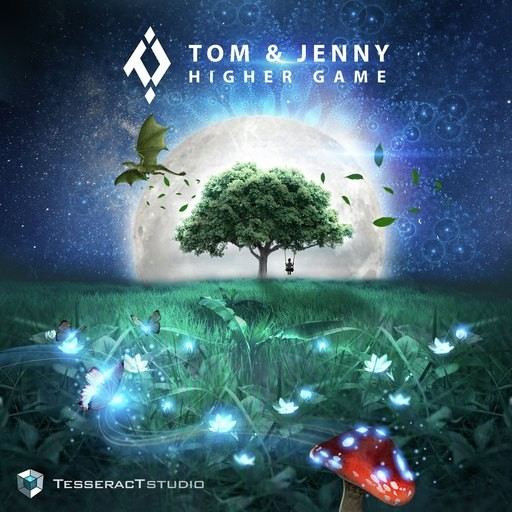 Tesseractstudio - TOM, JENNY - Higher Game