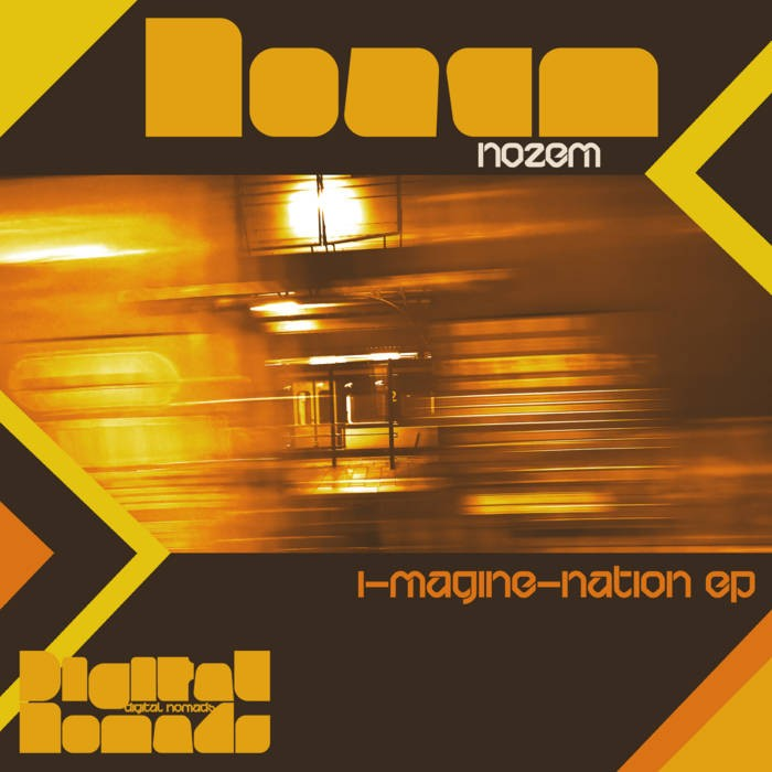 Digital Nomads Records - NOZEM - I-magine-nation