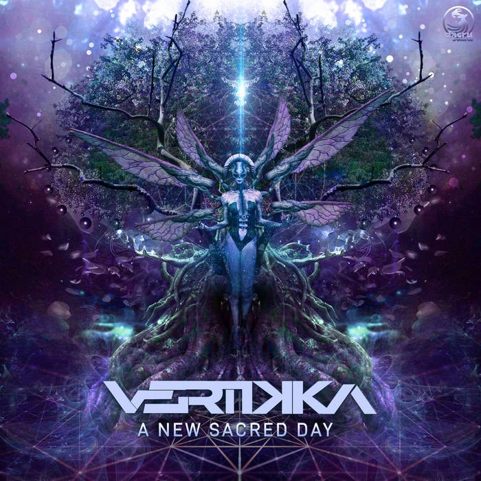 Dacru Records - VERTIKKA - A New Sacred Day