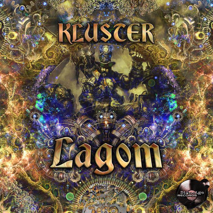 Stone Age Records - KLUSTER - Lagom