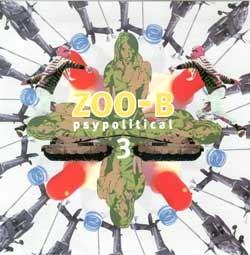 Usta Records - .Various - Psypolitical 3
