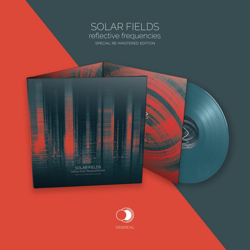 Sidereal - SOLAR FIELDS - Reflective Frequencies (3LP Vinyl)