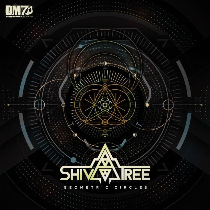 DM7 Records - SHIVATREE - Geometric Circles