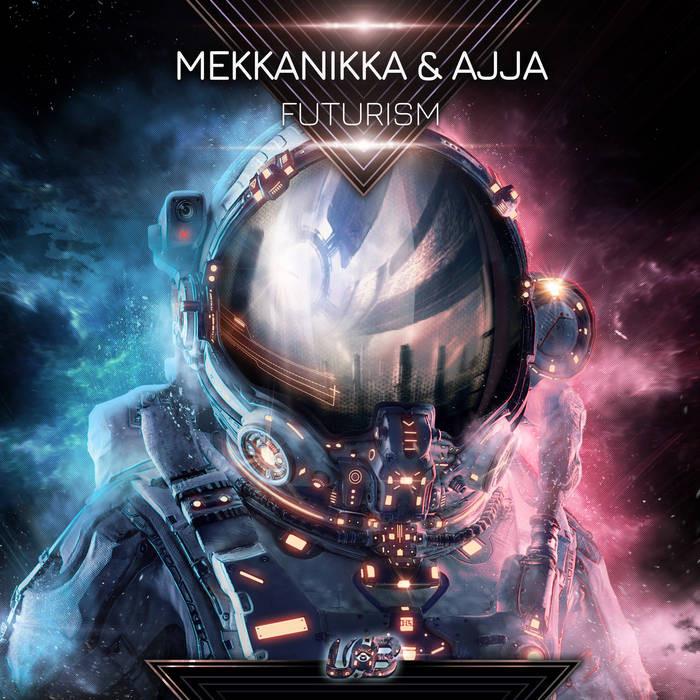 United Beats Records - MEKKANIKKA & AJJA - Futurism