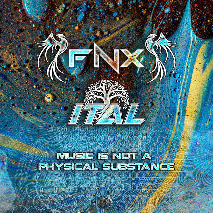Antu Records - FNX, ITAL - Music Is Not a Physical Substance