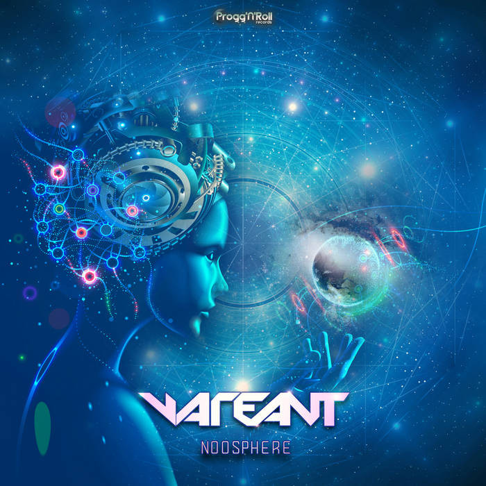 ProggNRoll Records - VAREANT - NooSphere