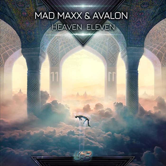 United Beats Records - MAD MAXX, AVALON - Heaven Eleven
