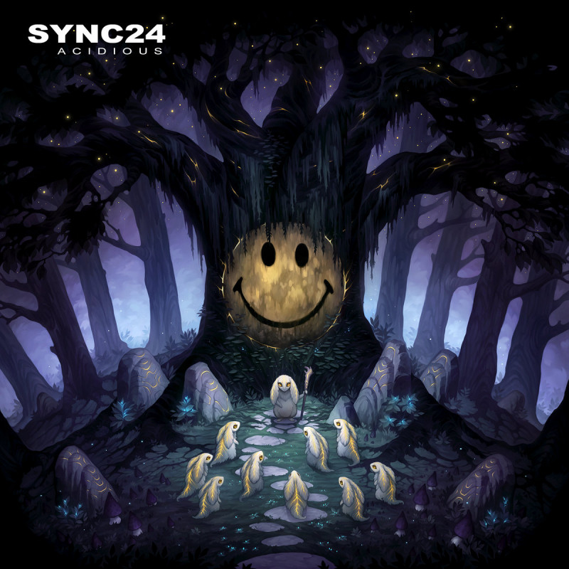 Leftfield Records - SYNC24 - Acidious