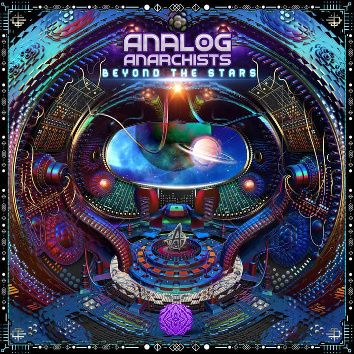 Sangoma Records - ANALOG ANARCHISTS - Beyond the Stars