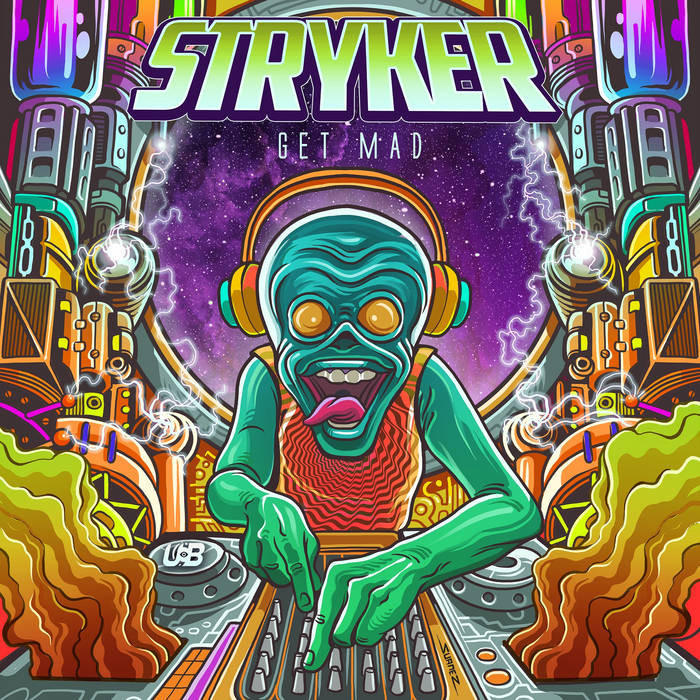 United Beats Records - STRYKER - Get Mad